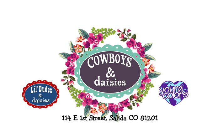 Cowboys & Daisies Colorado