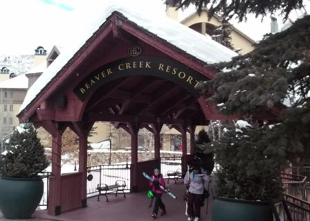 Beaver Creek Covered Bridge