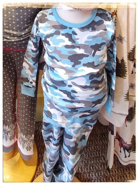 Boys Cotton PJ's - Baby & Toddler