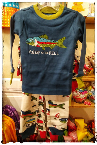 Fish Kids PJ's
