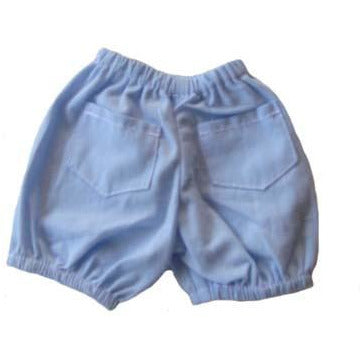 Solid Diaper Cover w/pockets - Boys