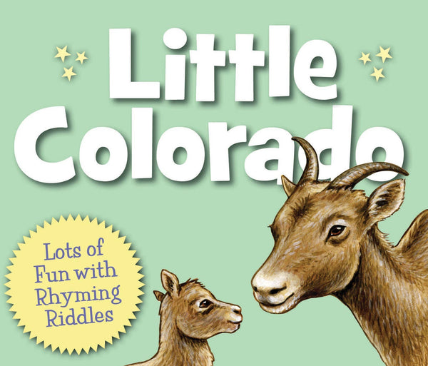 Little Colorado Board Book