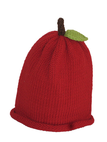 Red Apple Hat 1