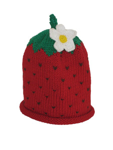 Strawberry Hat 3
