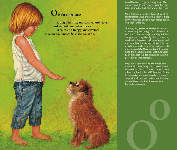 W is for Woof: A Dog Alphabet Book