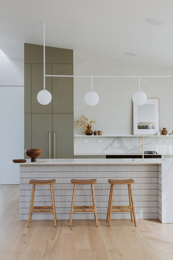 Island Bay House: Kitchen