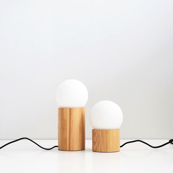 Timber Harley Lamp - Small