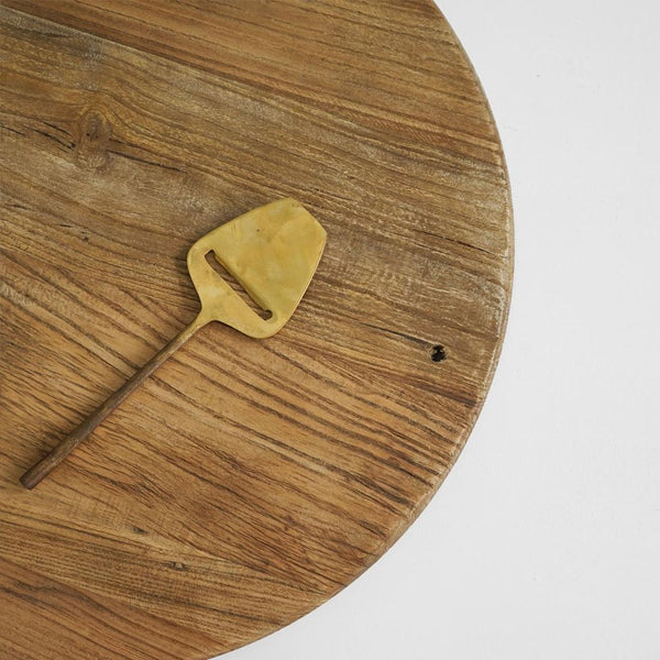 Elm Board Round Without Handle