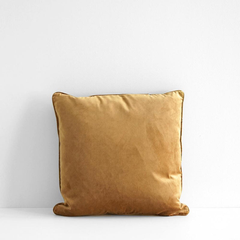 Zoe Cushion - Brass