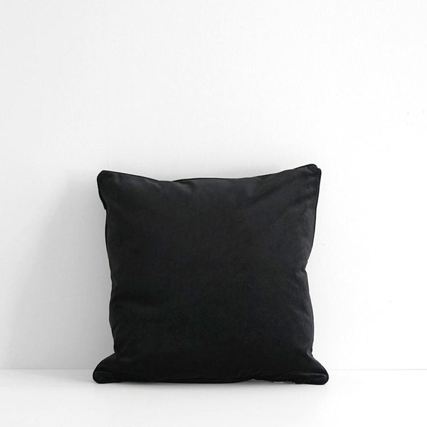 Zoe Cushion - Ebony