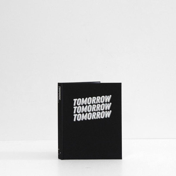 Daily Perpetual Planner A4 - Black