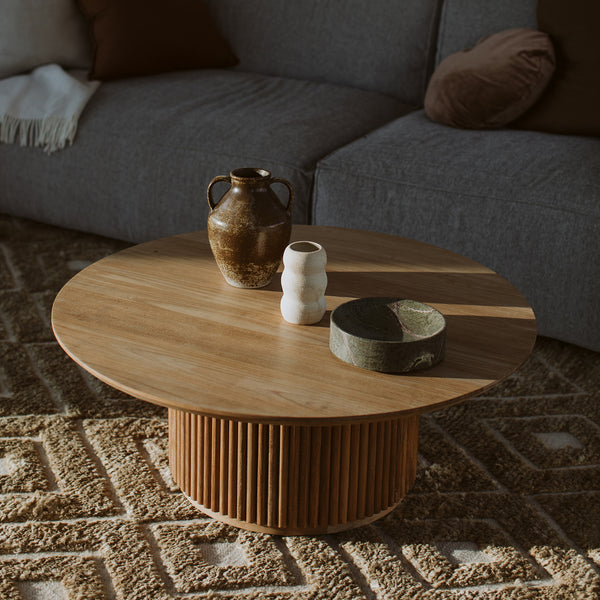 Tully Teak Coffee Table