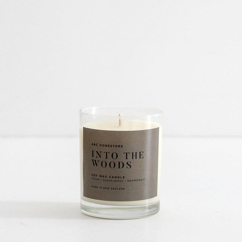 A&C Into the Woods Candle