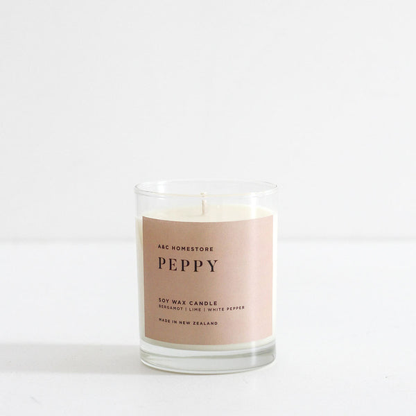 A&C Peppy Candle