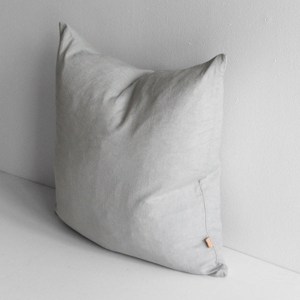 A&C Linen Cushion - Sage