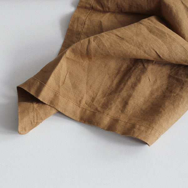A&C Linen Napkin Set of 4 - Chai