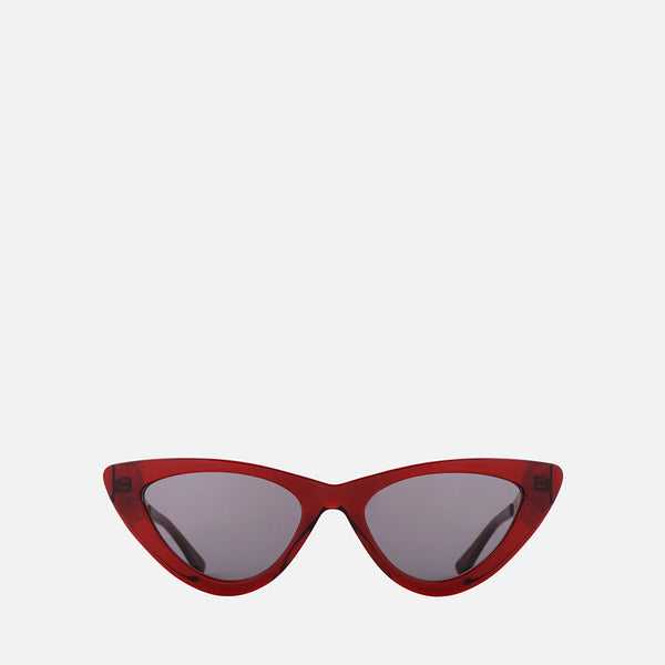 Amber Sceats Genie Glasses - Red Smoke