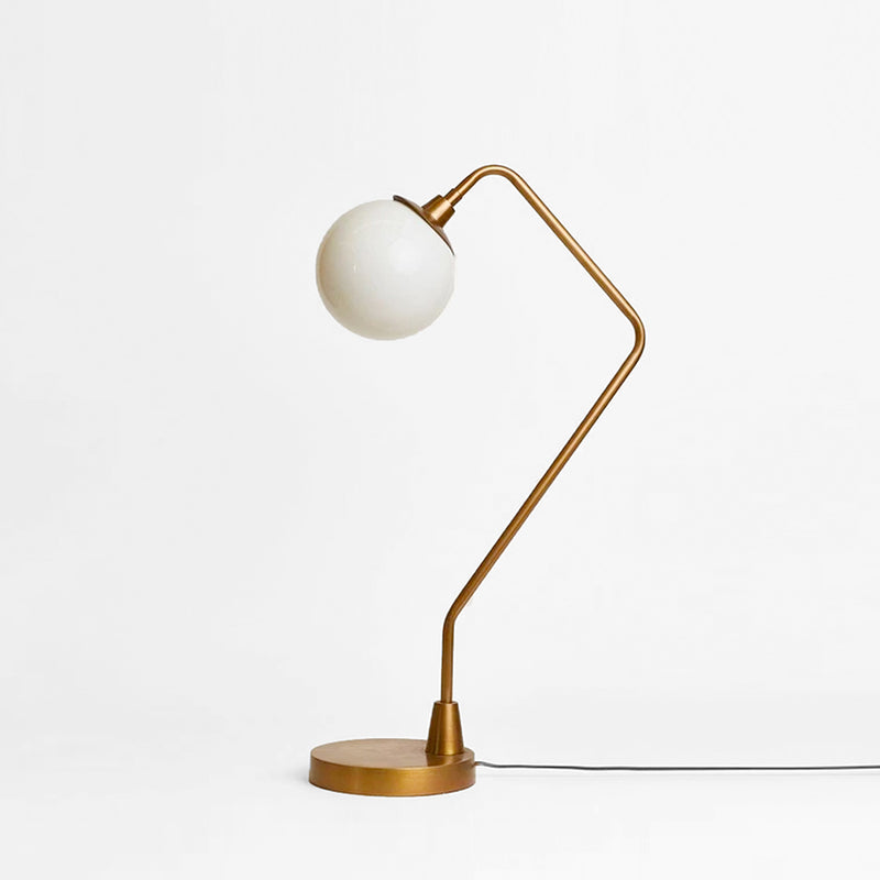 Angle Brass - Table Lamp