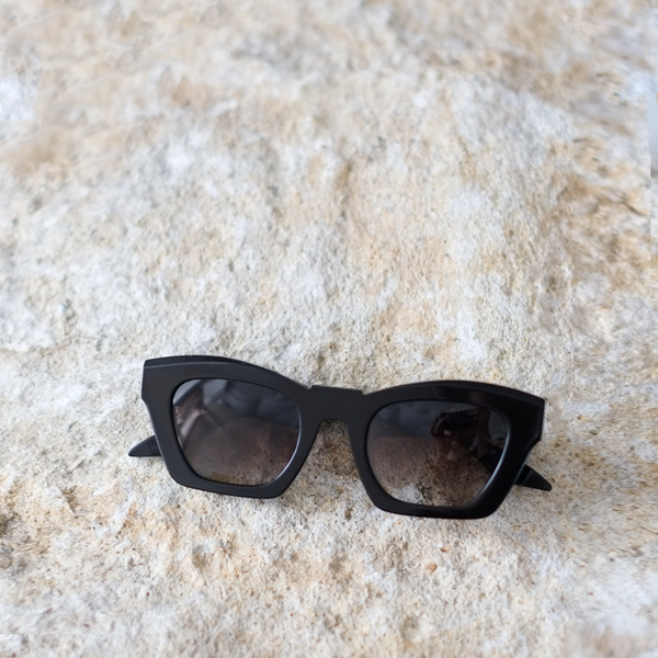 Anvil Sunglasses - Gloss Black