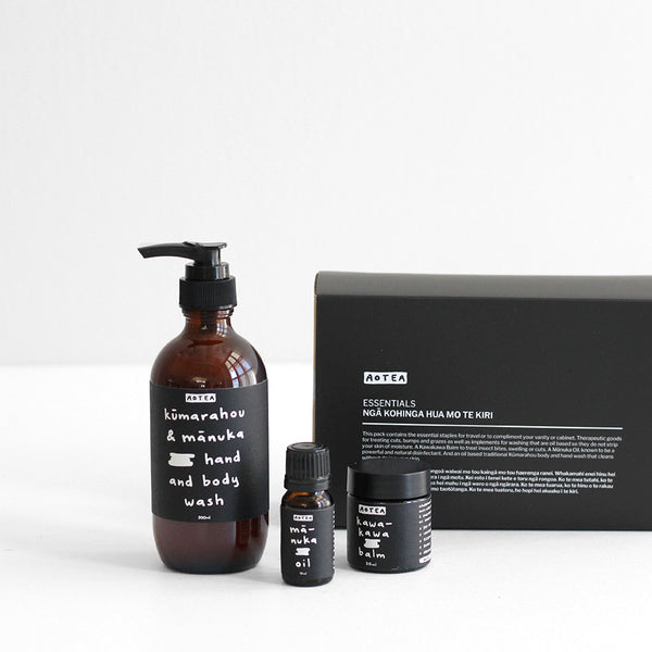 Aotea Essentials Giftpack