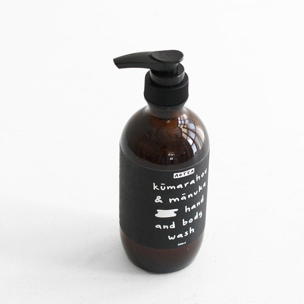 Kumarahou Hand and Body Wash
