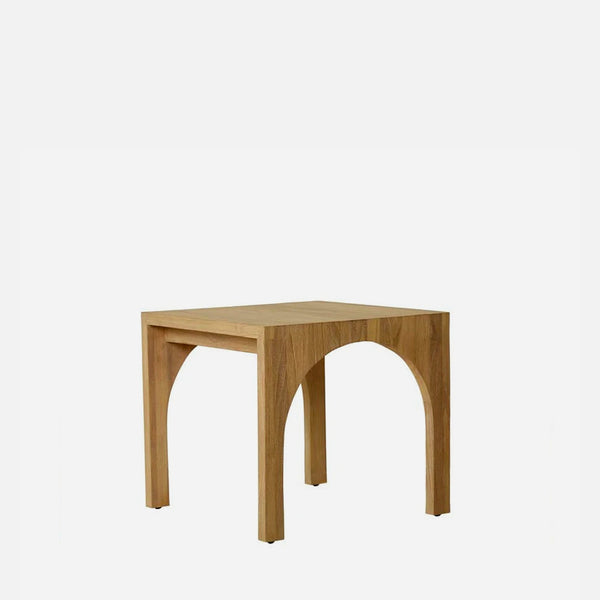 Arlo Teak Side Table