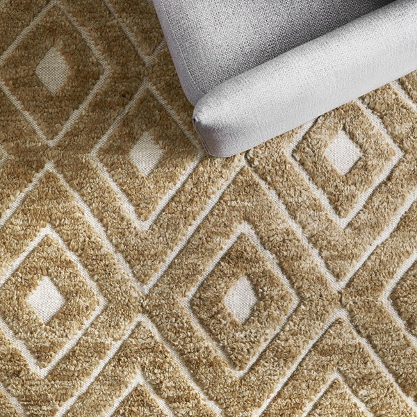 Armadillo & Co Cairo Rug - Wheat