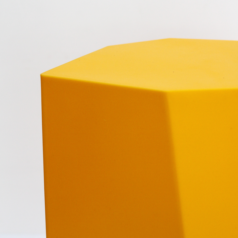Arnold Circus Stool - Yellow