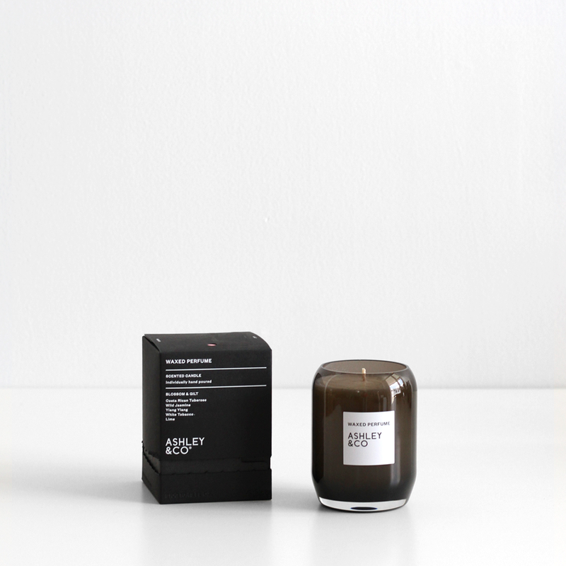 Ashley & Co Waxed Perfume Candle