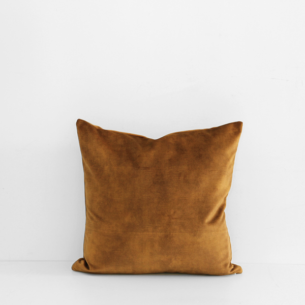 Ava Cushion - Ochre