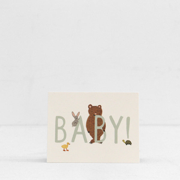 Baby! Card