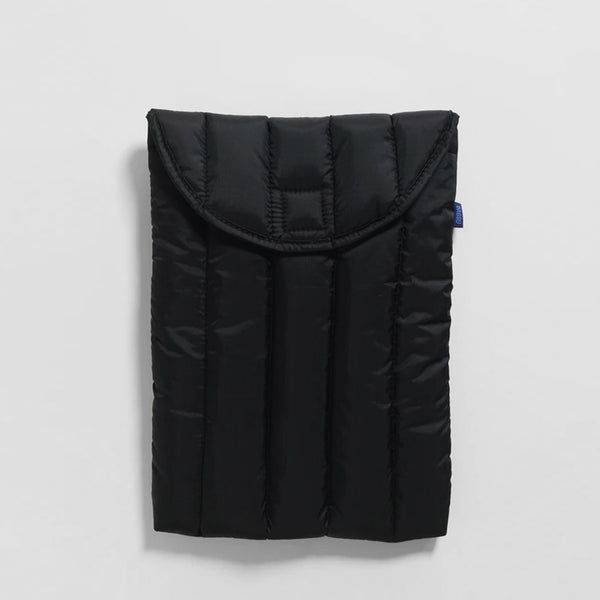 "Puffy Laptop Sleeve 16"" - Black"
