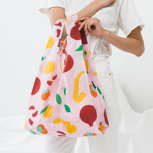 Autumn Fruits Reusable Bag