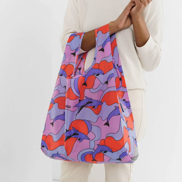 Dolphins Reusable Bag
