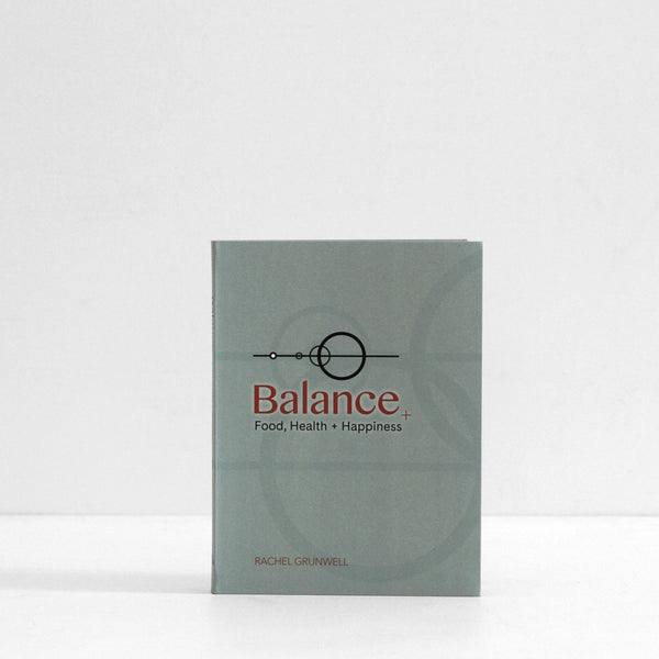 Balance - Food, Health & Happiness