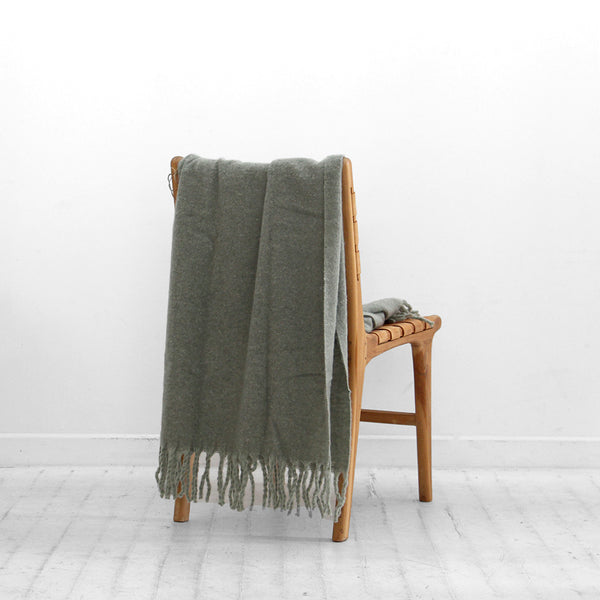 Baxter Throw - Sage