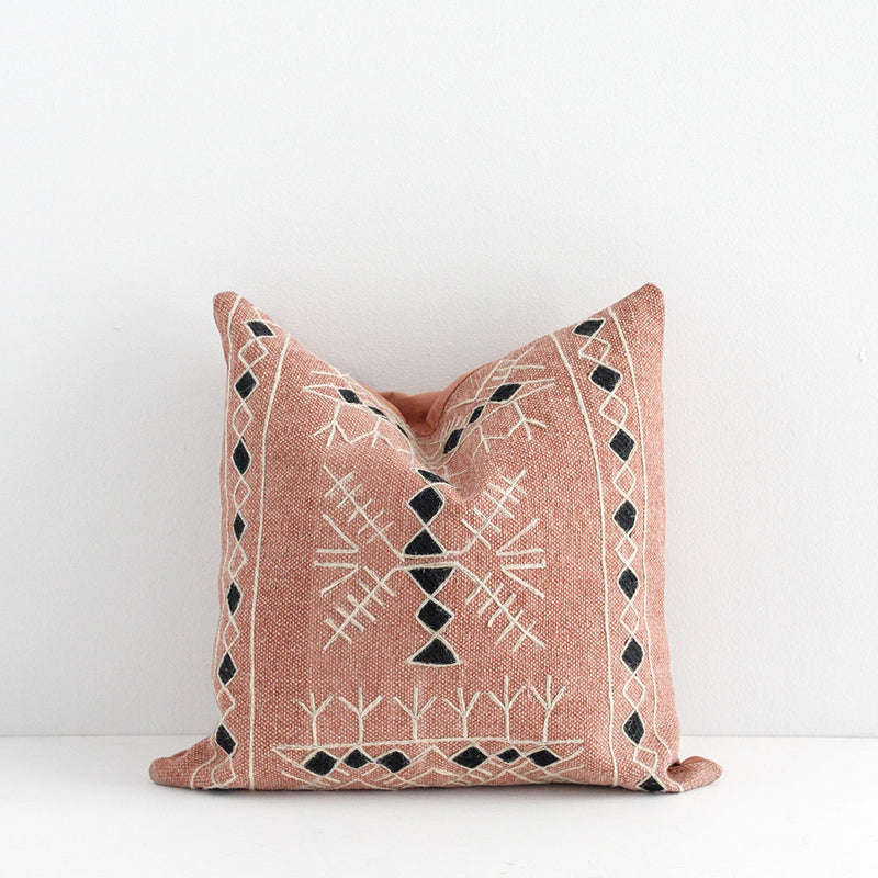 Bazaar Cushion - Clay