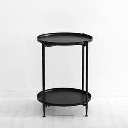Benjamin Side Table - Black