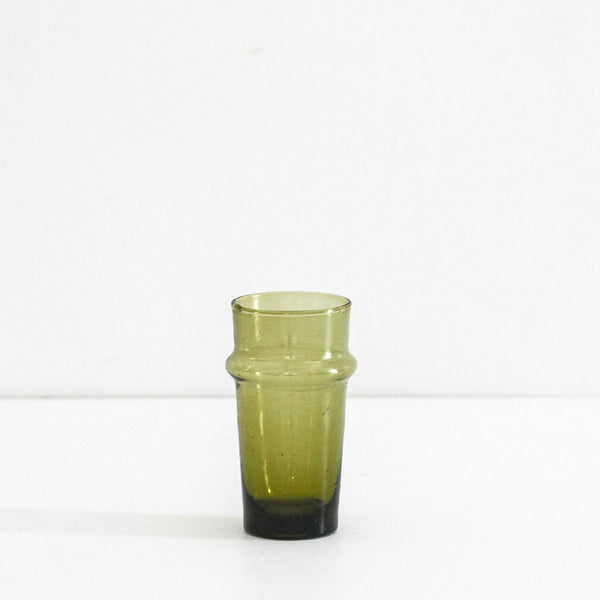 Traditional Glass - Mustard