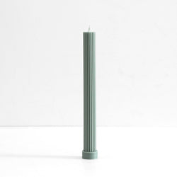 Column Pillar Candle - Eucalyptus