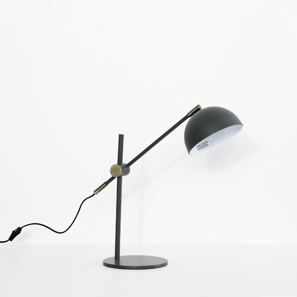 Blair Table Lamp - Graphite