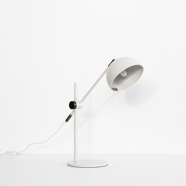 Blair Table Lamp - Warm Grey
