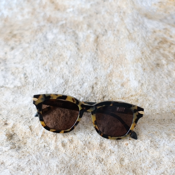 Brake Sunglasses - Yellow Tort