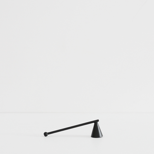 Candle Snuffer - Simply Black