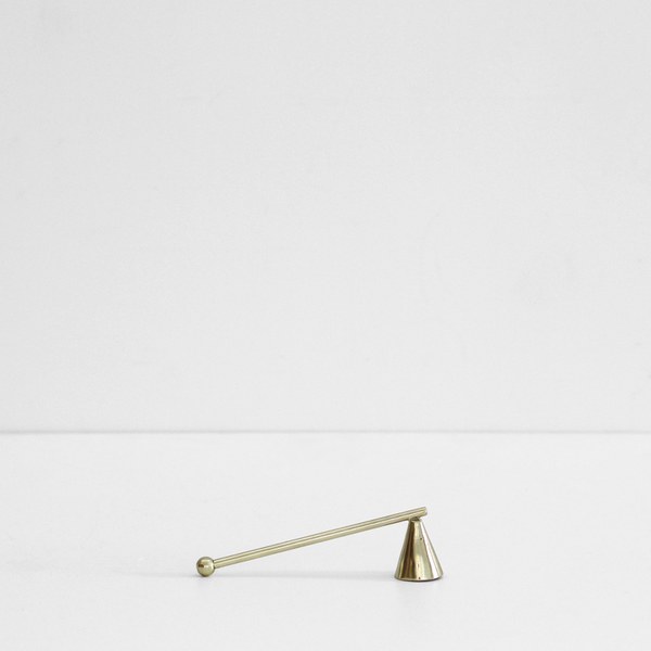 Candle Snuffer - Brass