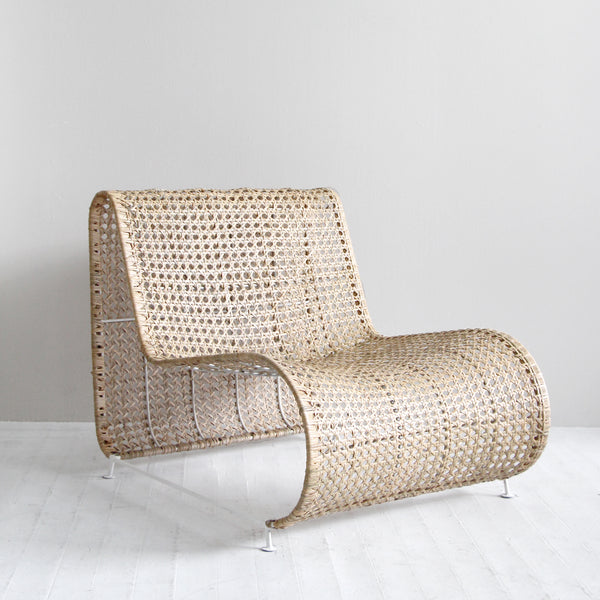 Carter Lounger Chair - Natural