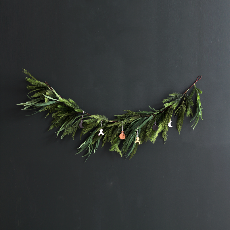 Cedar and Eucalyptus Garland