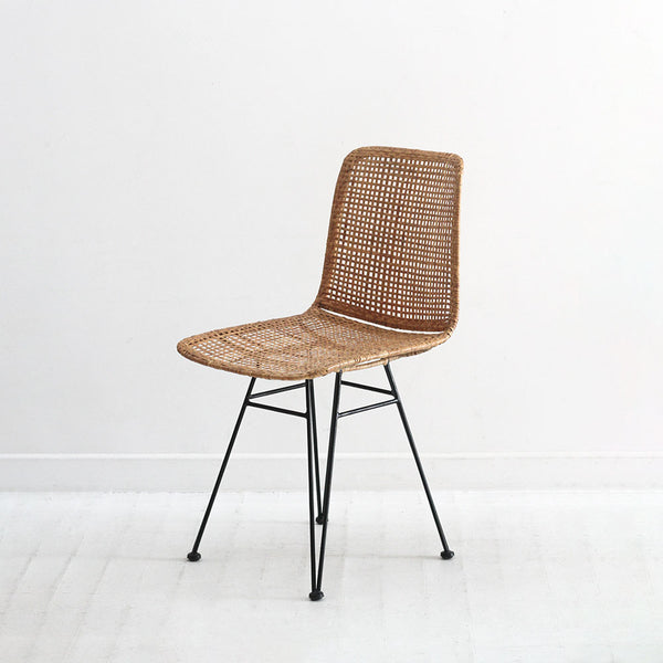 Bahama Tripod Dining Chair - Natural