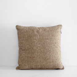 Chiswick Melange Cushion - Natural