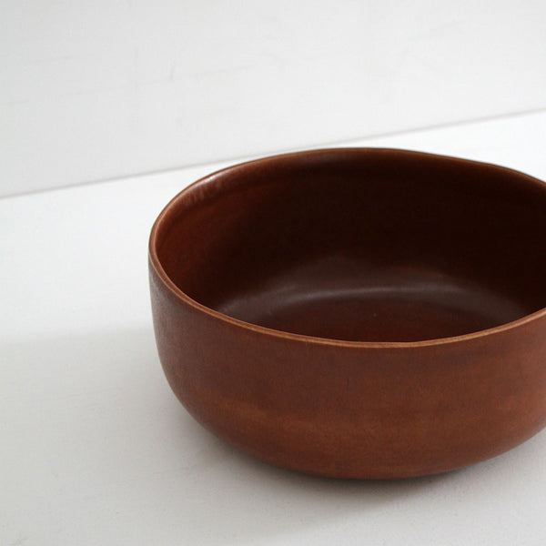 Milu Large Serving Bowl - Eggplant